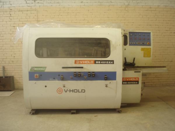 Четырехсторонний станок V-HOLD МВ 4015х4