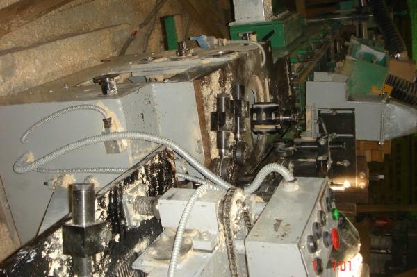 Четырехсторонний станок C-150