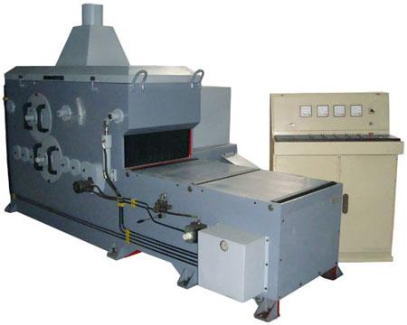 Многопильный станок с двумя рядами пил TA-HGD-2M-250