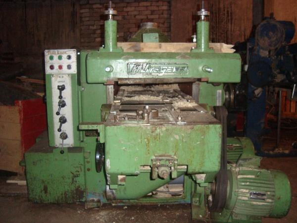Автоматический четырехсторонний строгальный станок MPF-400 Miyagawa