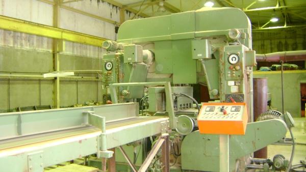 Вертикальный ленточнопильный делительный станок CANALI  ML1250TWIN-FO3