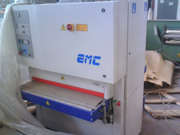 Калибровально-шлифовальный станок ЕМС EXPLORER 1100