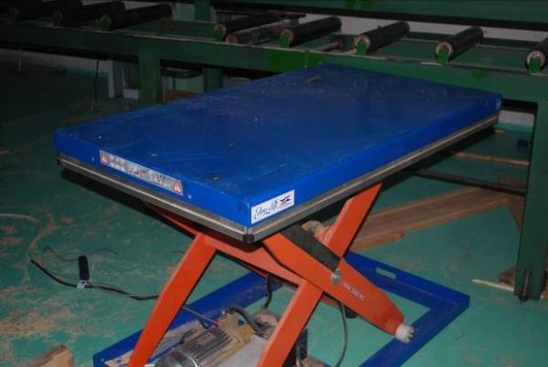 Подъемный стол CL 2000