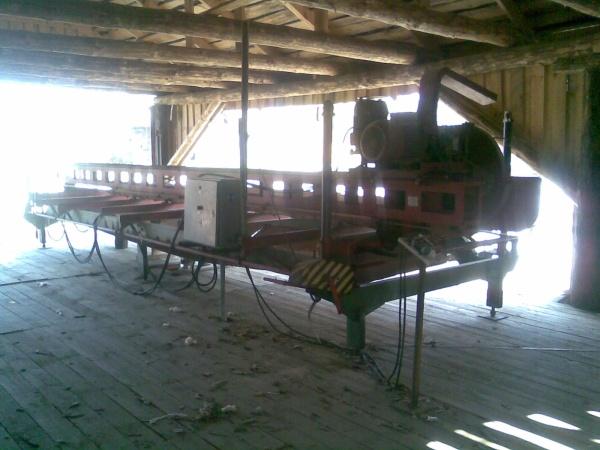 Лесопильный станок Гризли
