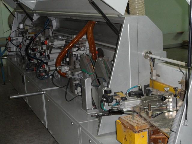 Кромкооблицовочный станок CEHISA SYSTEM 9 P