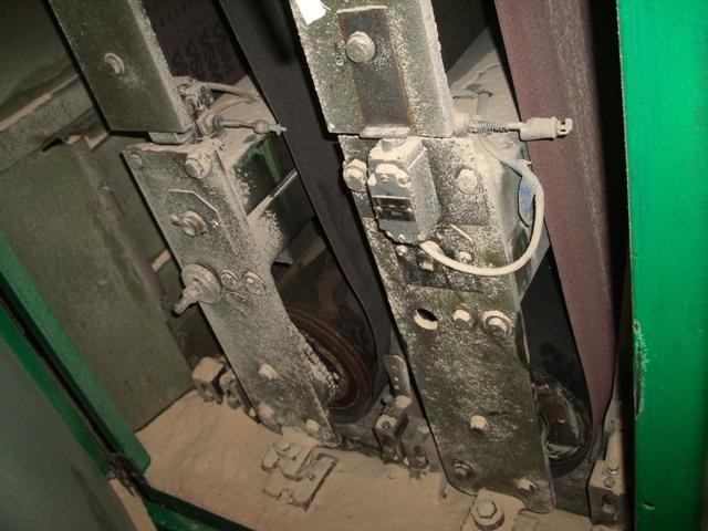 Калибровально-шлифовальный станок SICAR MAXI 1100 2R