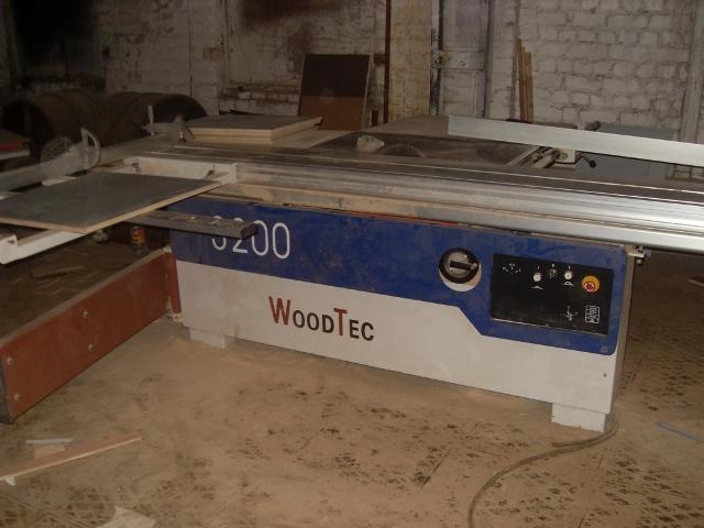 Форматно-раскроечный станок WT-3200