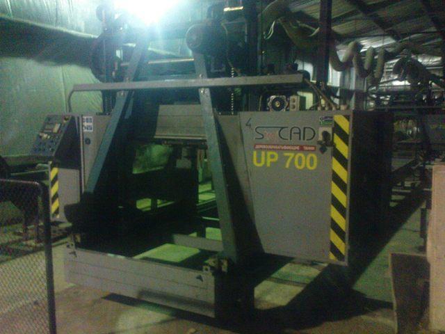 Угловая пилорама UP-700