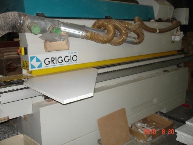Кромкооблицовочный станок Griggio GB 4%2F8