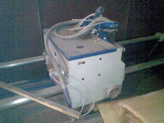 Форматно-обрезной станок OMGA Ti 2500 SUPER