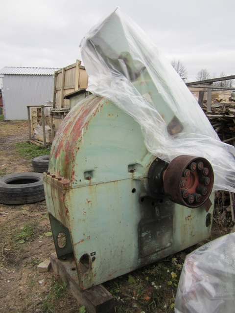 Дробилка древесных отходов МРНП-10-1