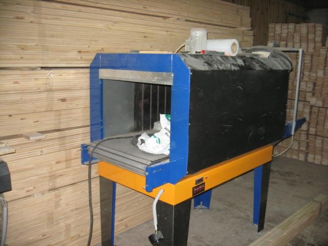 Термоусадочный упаковочный аппарат ТПЦ-550Д2