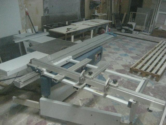 Форматно-раскроечный станок Paoloni S260