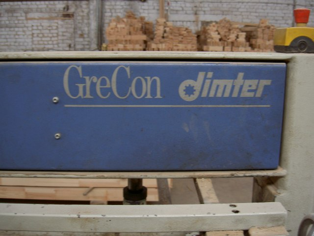Линия сращивания GreCon Dimter