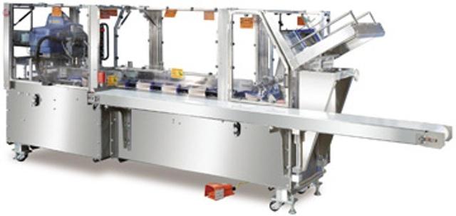 Полуавтоматическая машина для упаковки ADCO 15DZ-60-SS