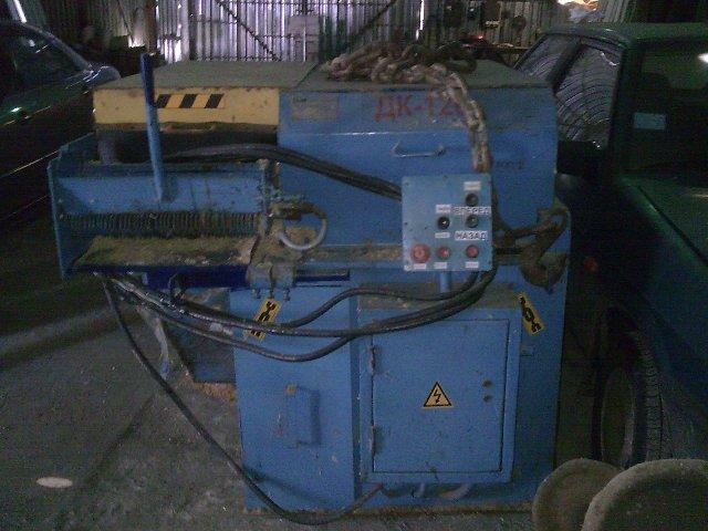 Многопильный станок ДК-120 (ЦМ-120)