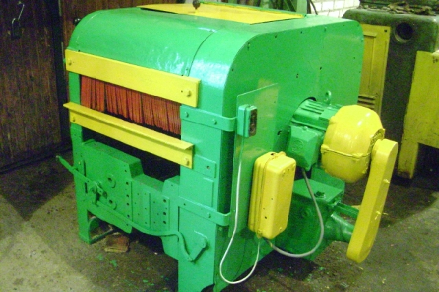 Многопильный станок ESTERER-AG тип DKL/E