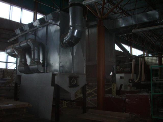 Локальная аспирационная установка BOLMAR