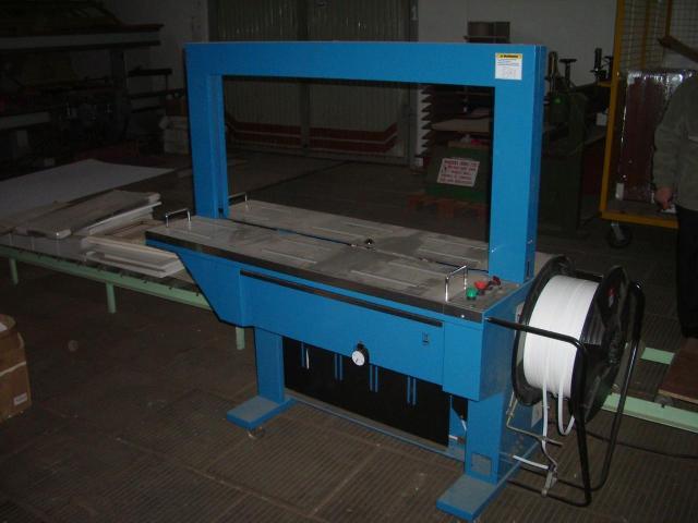 Автоматическая стреппинг машина Transpak TP-6000-1