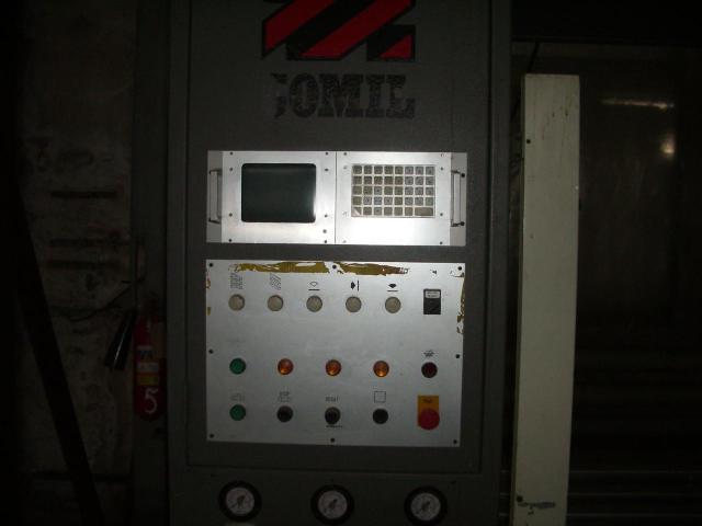 Автоматическая вайма COMIL CF 2000 ELECTRONIC