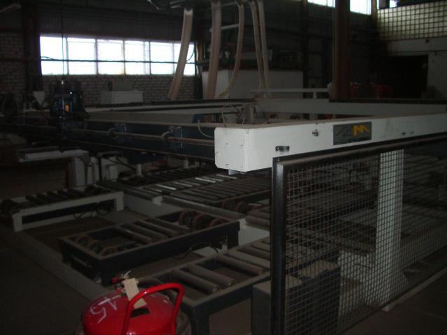Автоматическая установка для распила TL