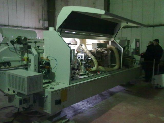 Кромкооблицовочный станок STEFANI SOLUTION-47