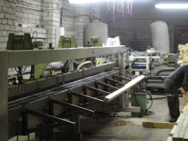 Автоматическая линия сращивания  БАКАУТ ЛСБ 002-6000
