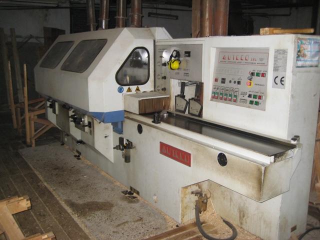 Станок продольно-фрезерный Auteco CK-5M