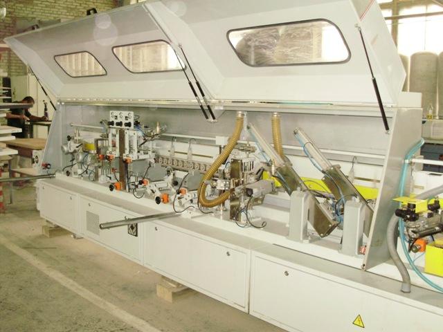 Кромкооблицовочный станок CEHISA SYSTEM 7