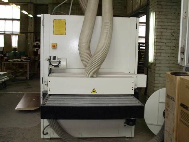 Автоматический калибровально-шлифовальный станок SCM SANDYA 5S