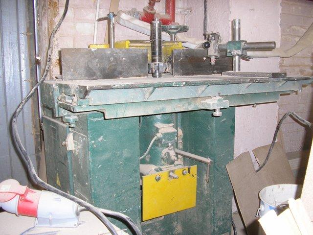 Фрезерный станок ФСШ-1АК
