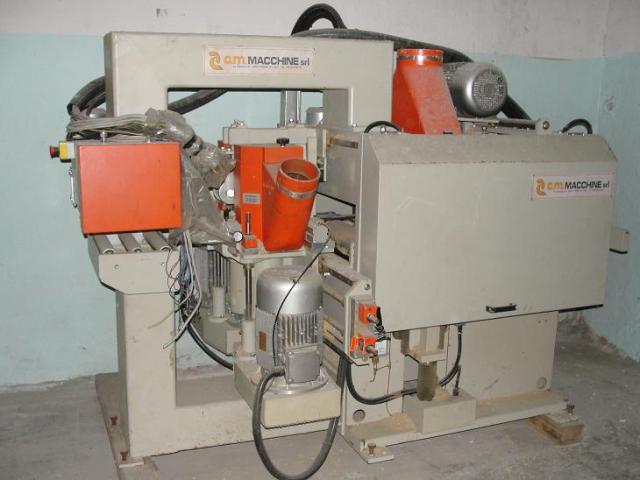 Четырехсторонний станок CM MACCHINE BASIC 400 STANDARD