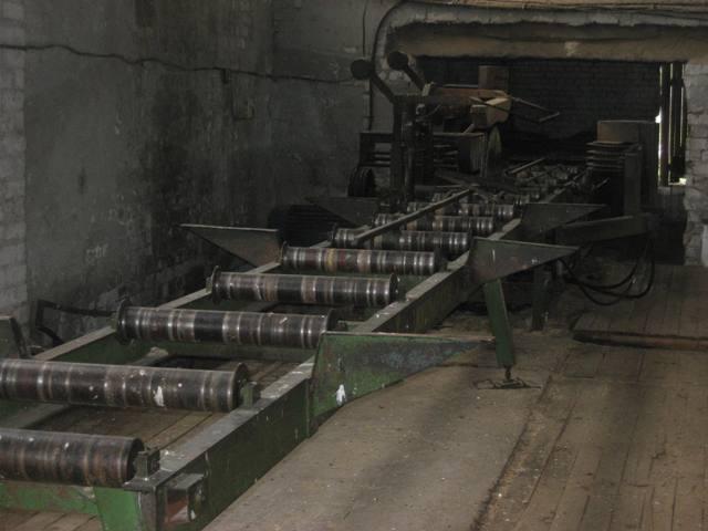 Круглопильный станок (пилорама) МОЛОМА-1200