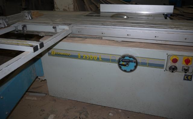 Форматно-раскроечный станок Bernardo S2300L