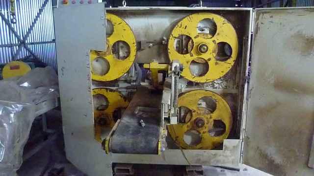 Двухпильный ленточно-делительный станок HP-68