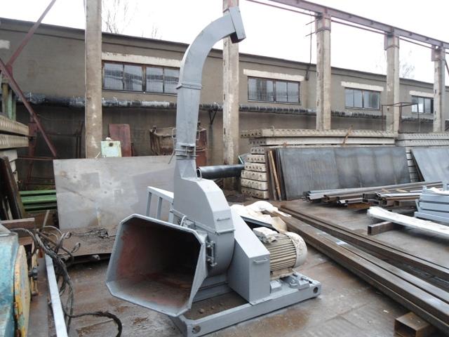 Дробилка древесных отходов ДОС-1 (ИДМ-10)