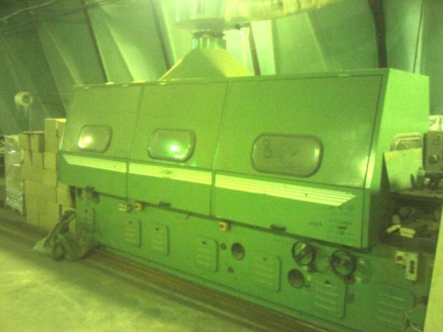 Четырехсторонний продольно-фрезерный станок GRAMA UK 8 SP