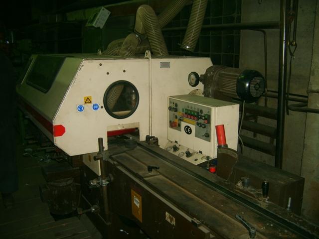 Строгально-калевочный станок GUBISCH GD 4