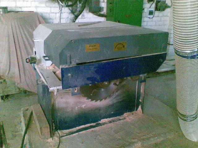 Станок многопильный дисковый ДК 150Ш