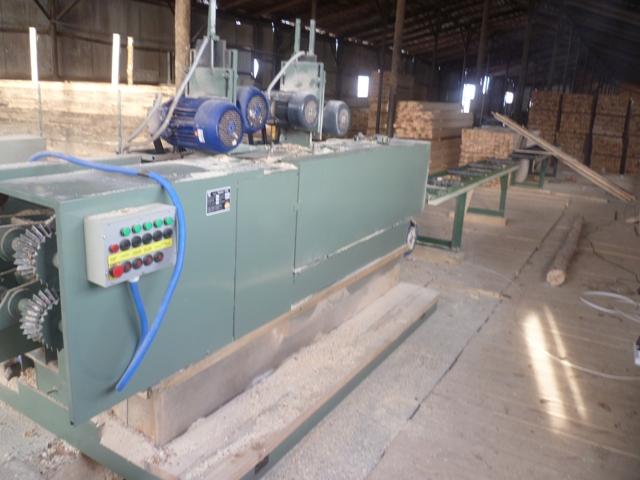 Станок для переработки тонкомера Термит 150Е