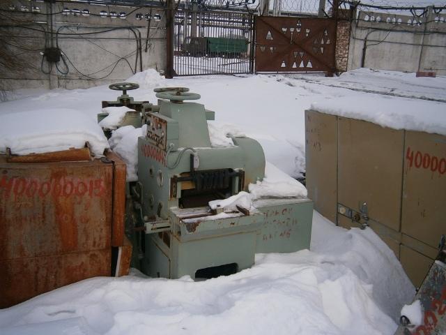 Четырехсторонний станок С26-2Н
