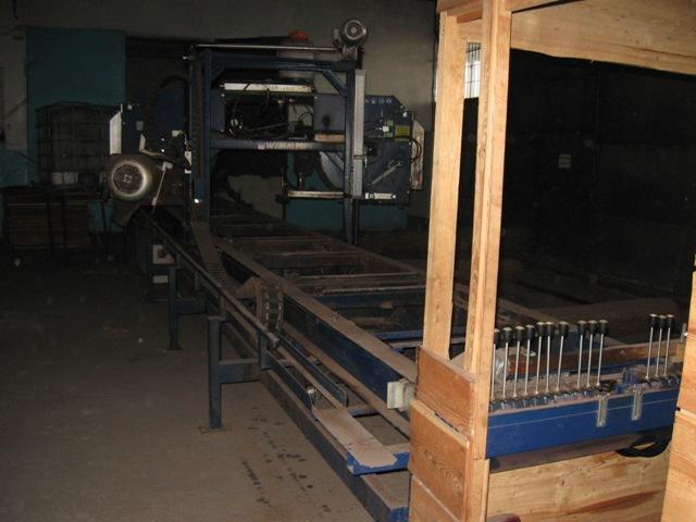 Ленточнопильный станок WIMMER BN-150