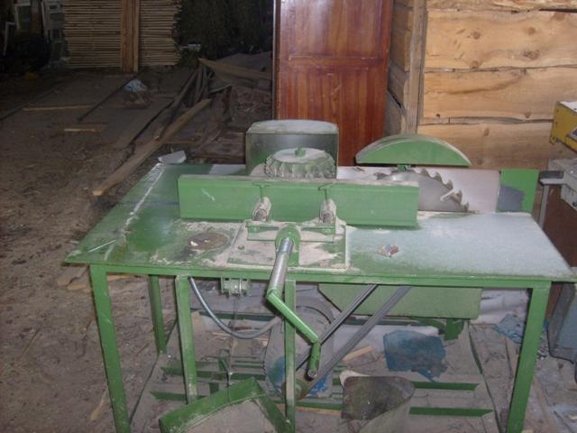 Горбыльно-ребровой станок ГР-16