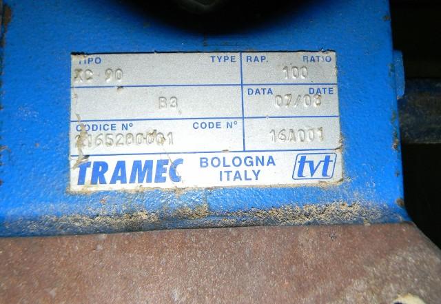 Станок для калибровки бревна  TRAMEC XC 90
