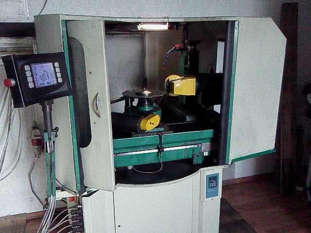 Заточной автоматический cтанок LAKFAM WL-631F
