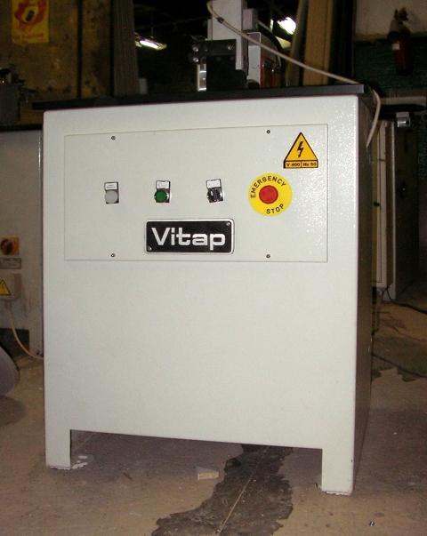 Кромкобрезной станок Vitap RC 91