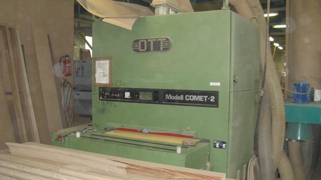 Калибровально-шлифовальный станок OTT COMET-2 1100