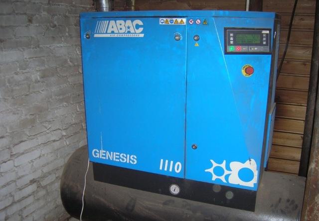 Винтовой компрессор ABAC GENESIS 1110-500