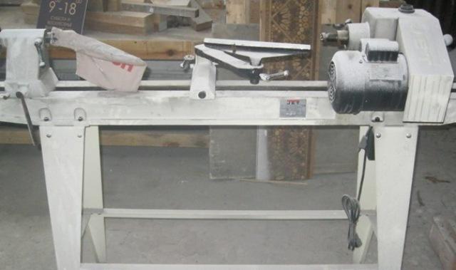Станок токарный JET JWL-1236