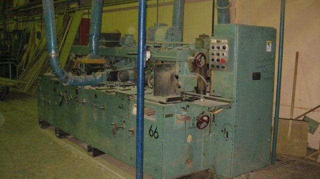Четырехсторонний станок С25-5А